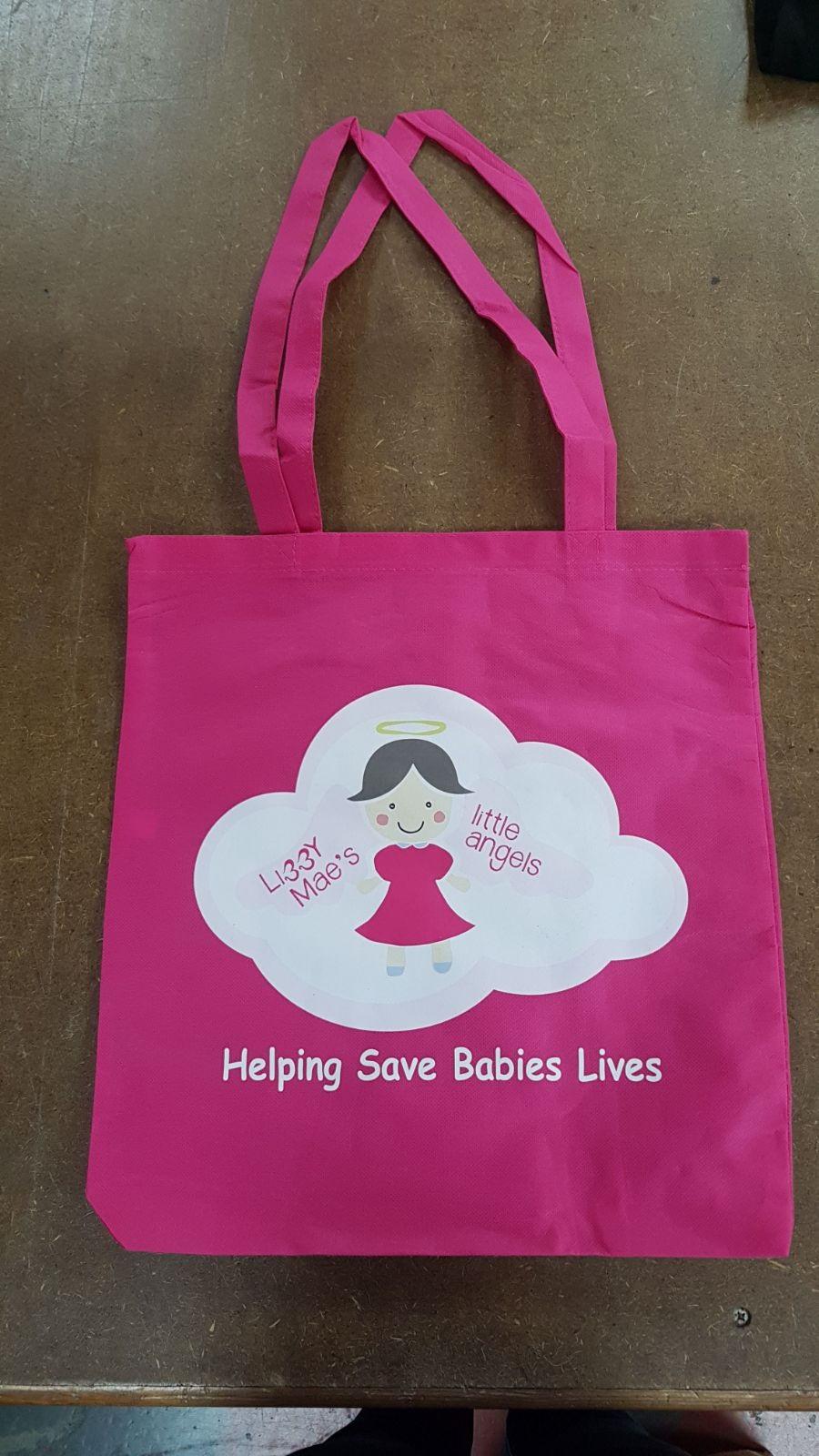 Lite Shopping Tote Bag